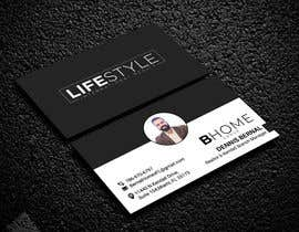 #437 for Dennis Bernal - Business Card by kailash1997