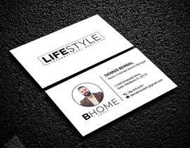#439 for Dennis Bernal - Business Card by kailash1997