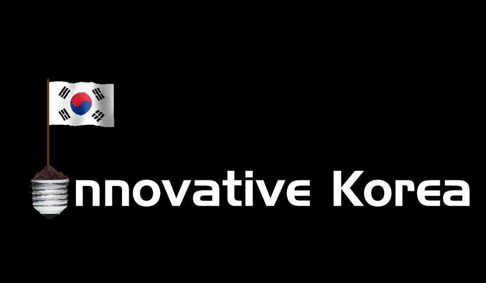 Kilpailutyö #27 kilpailussa Design a Creative logo for Innovative Korea
