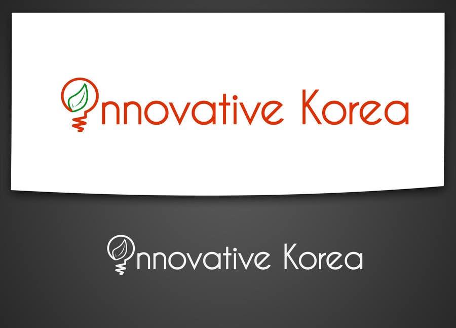 Contest Entry #                                        22                                      for                                         Design a Creative logo for Innovative Korea