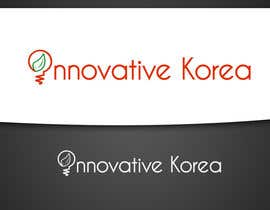 #22 for Design a Creative logo for Innovative Korea af JustBananas