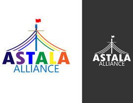 erabhinendra tarafından BEAUTIFY EXISTING LOGO/SIGN – ASTALA ALLIANCE için no 96
