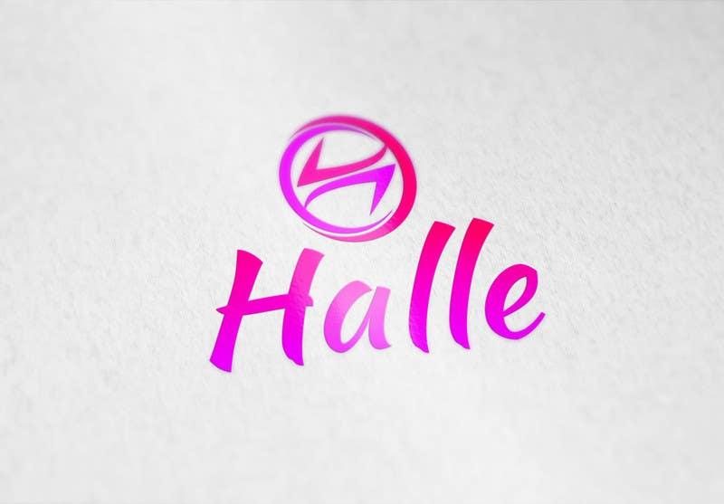 Proposition n°                                        123                                      du concours                                         Design a logo for HALLE - Diseñar un logo para HALLE