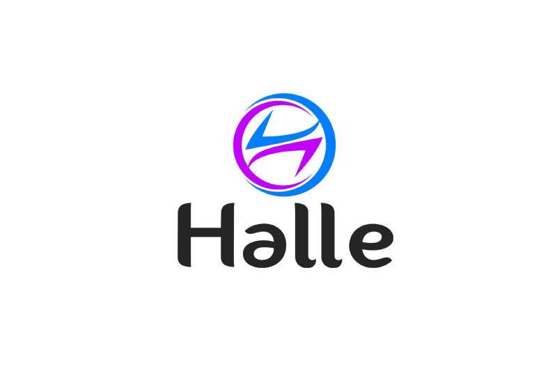 Entri Kontes #                                        180                                      untuk                                        Design a logo for HALLE - Diseñar un logo para HALLE
