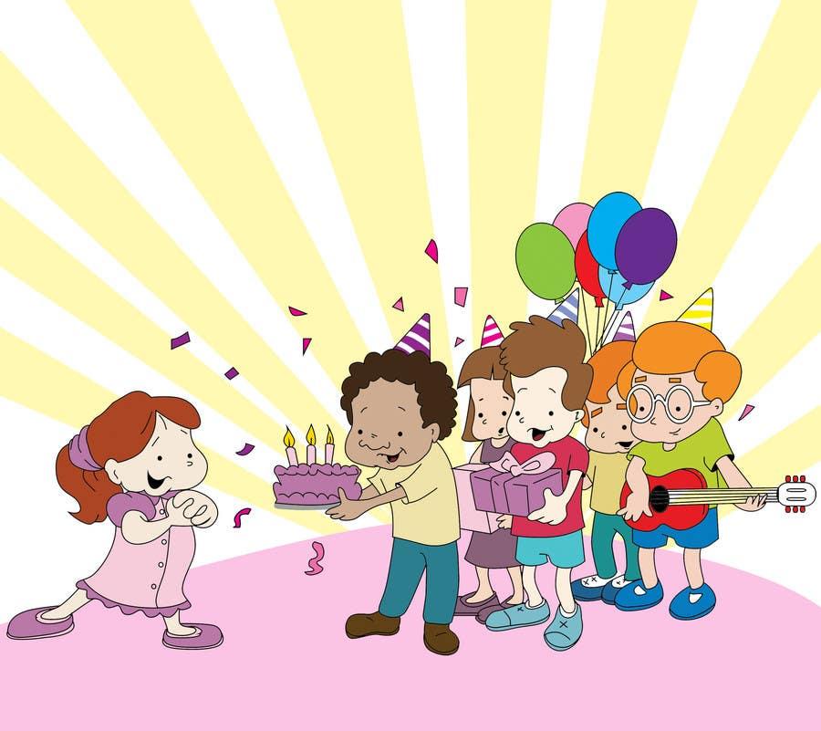 Bài tham dự cuộc thi #                                        22                                      cho                                         Illustration for Preschool activities for KIDS.