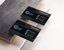 #970 para business card design por RsdTanvir