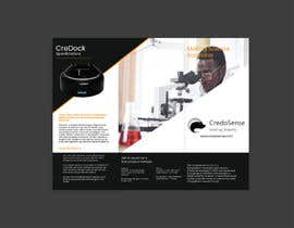 #19 for Design a product brochure by ChiemiDesigns