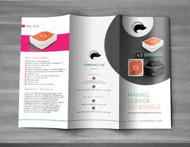 #50 for Design a product brochure by prabirmistry