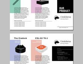 #51 for Design a product brochure by ferisusanty