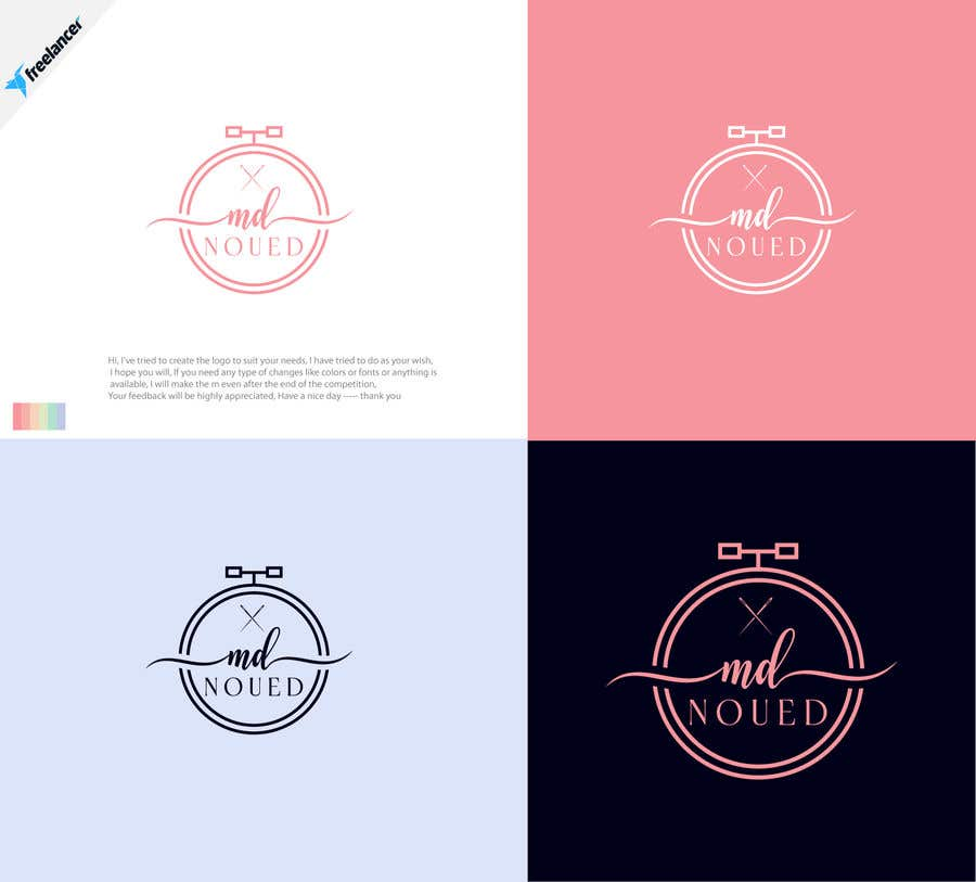 Конкурсная заявка №                                        248                                      для                                         Embroidery/Puff lock Instagram Account Logo