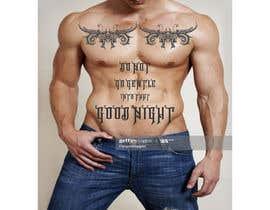 #5 for male tattoo design. af zamilsijon5