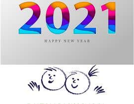 #21 for Happy new year 2021 animation of our logo by hemelhafiz