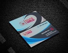 #32 for Selfie Wrld Business Cards af Mosfaqur342