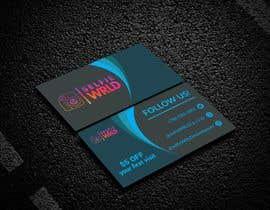 #44 for Selfie Wrld Business Cards af mokhlesur0