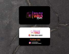 #2 for SelfieWRLD - Business Cards af swagatalayek
