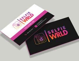 #83 for SelfieWRLD - Business Cards af kailash1997