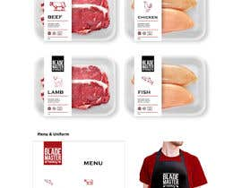 #240 for Full butchery branding by kalaja07