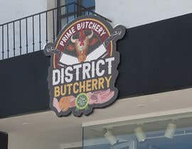 #276 for Full butchery branding by ivanipangstudio