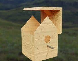 #4 for Make a series of building plans for birdhouses (Fun job!) by sunilkaz