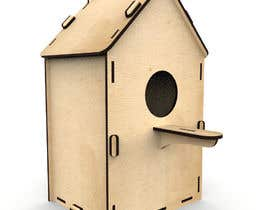 #5 for Make a series of building plans for birdhouses (Fun job!) by ARTandFASHION