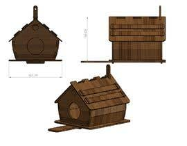 #48 for Make a series of building plans for birdhouses (Fun job!) by ARTandFASHION