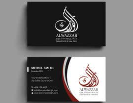 #23 for A formal and Luxurious business Card design af ahsanhabib5477