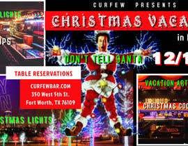 DQVentures20 tarafından Design Christmas Vacation Parody Flyer için no 74