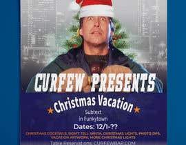 mamatapatel380 tarafından Design Christmas Vacation Parody Flyer için no 68