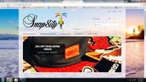 Graphic Design Konkurrenceindlæg #66 for SnapSity Logo