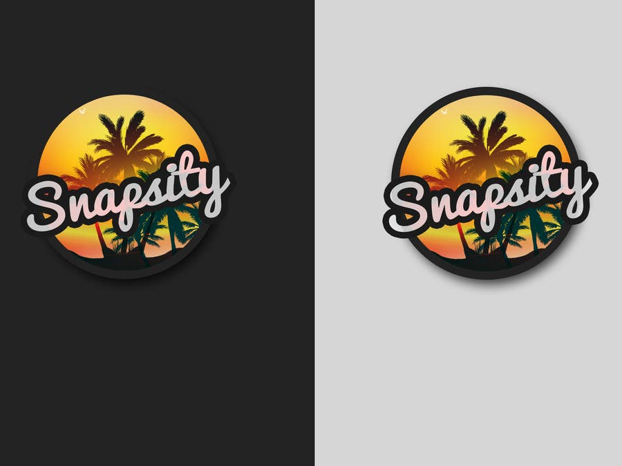 Contest Entry #68 for SnapSity Logo