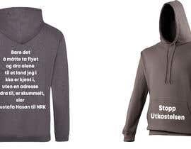 #1 for Make a t-shirt design, streetwear af zein9520