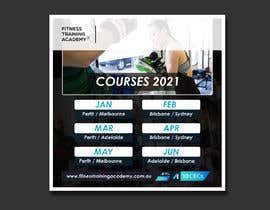 #28 for 2021 Course Calendar by Aminul02