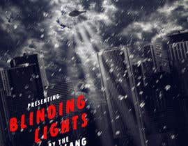 """#134 for Album artwork for cover of """"Blinding Lights"""" by The Weeknd by vikkipaul"""