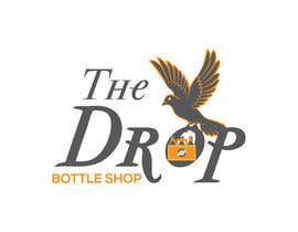 #220 for The Drop Bottle Shop Logo Designs af shahinhasanttt11