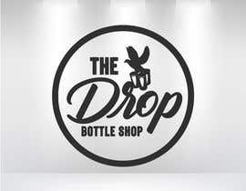 #333 for The Drop Bottle Shop Logo Designs af muhammadibrahi11