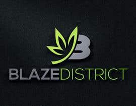 #18 untuk Logo BlazeDistrict oleh rajibnrsns