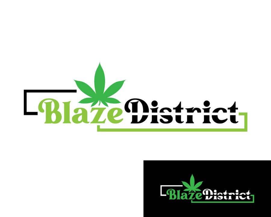 Bài tham dự cuộc thi #                                        66                                      cho                                         Logo BlazeDistrict