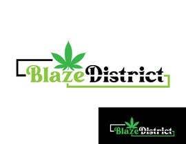 #66 untuk Logo BlazeDistrict oleh PramShaw
