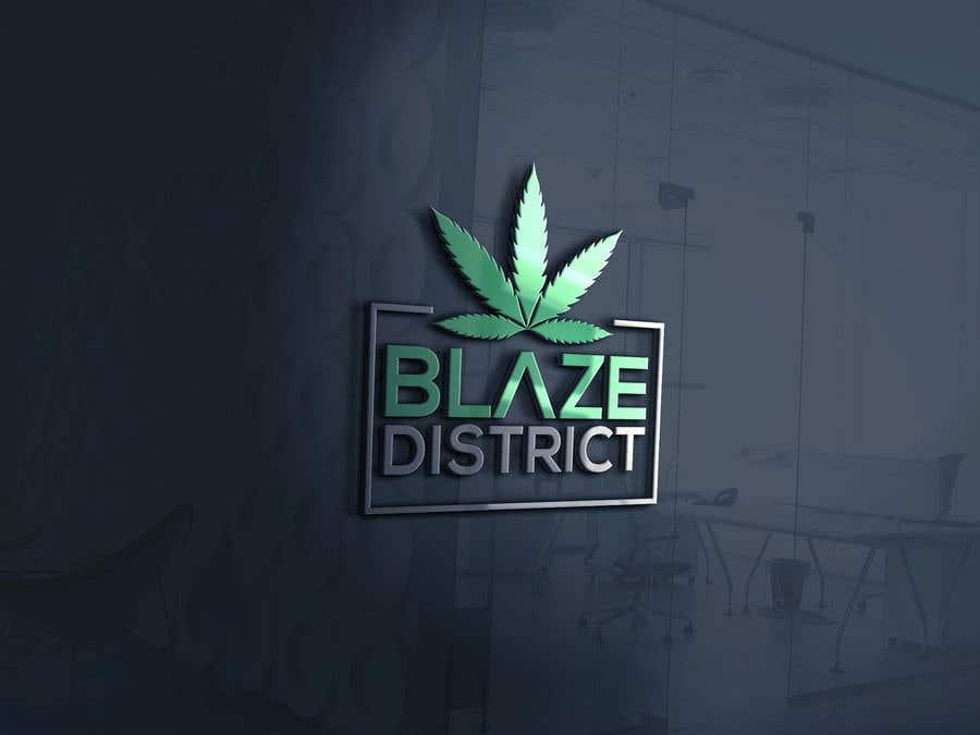 Bài tham dự cuộc thi #                                        60                                      cho                                         Logo BlazeDistrict