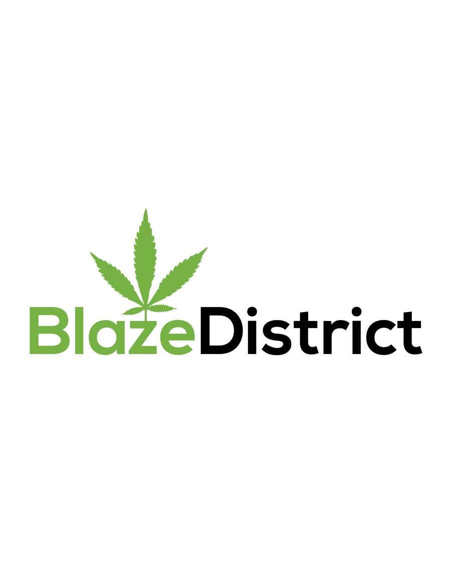 Bài tham dự cuộc thi #                                        2                                      cho                                         Logo BlazeDistrict