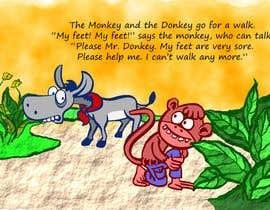 nº 16 pour Illustrate and layout Children's story par Nileshkrlayek