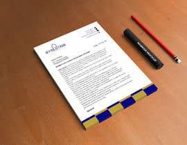 Nro 33 kilpailuun Company Letter head to be created käyttäjältä khadijakhatun12a