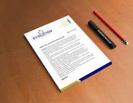 Nro 39 kilpailuun Company Letter head to be created käyttäjältä khadijakhatun12a
