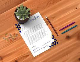 Nro 42 kilpailuun Company Letter head to be created käyttäjältä khadijakhatun12a
