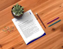 Nro 43 kilpailuun Company Letter head to be created käyttäjältä khadijakhatun12a