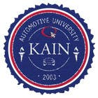 Design for a t-shirt for Kain University using our current logo in a distressed look için Graphic Design7 No.lu Yarışma Girdisi