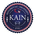 Design for a t-shirt for Kain University using our current logo in a distressed look için Graphic Design27 No.lu Yarışma Girdisi