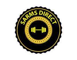 #133 for Logo for company www.sarmsdirect.ca SARMs Direct af RayaLink