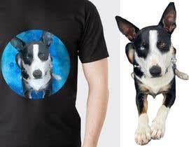 Nro 154 kilpailuun make my dog image background transparent so I can print them on t-shirts, socks, shorts, etc. käyttäjältä shoaibchaudary77