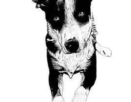 Nro 162 kilpailuun make my dog image background transparent so I can print them on t-shirts, socks, shorts, etc. käyttäjältä zahed333